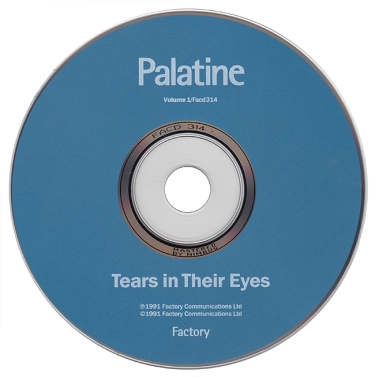 Factory Typeface CD Palatine